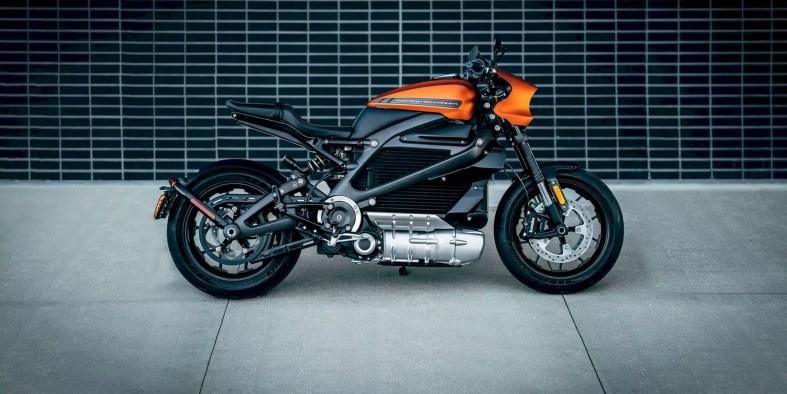 Harley Davidson Livewire 9
