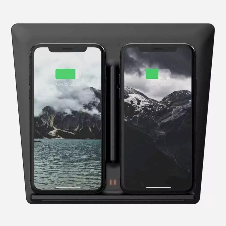 Nomad Tesla Model 3 Wireless Phone Charger 5