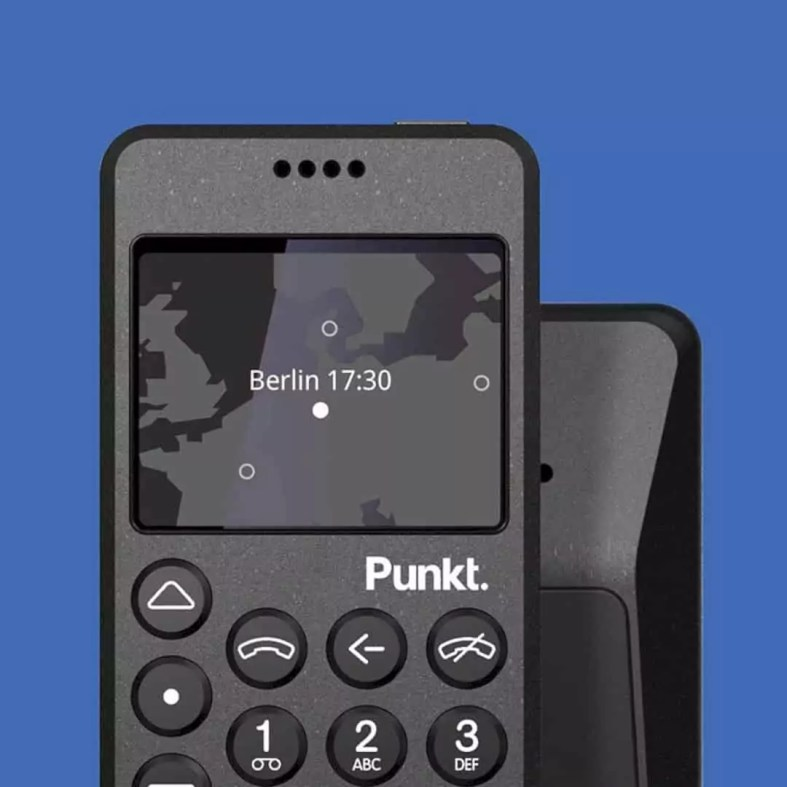 Punkt Mp02 4g Mobile Phone 6