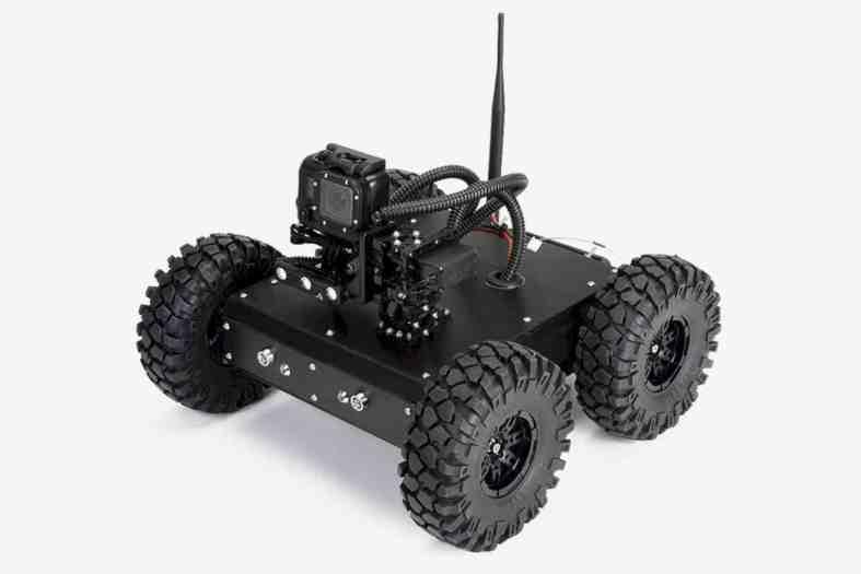 The Pan Tilt Minibot 2