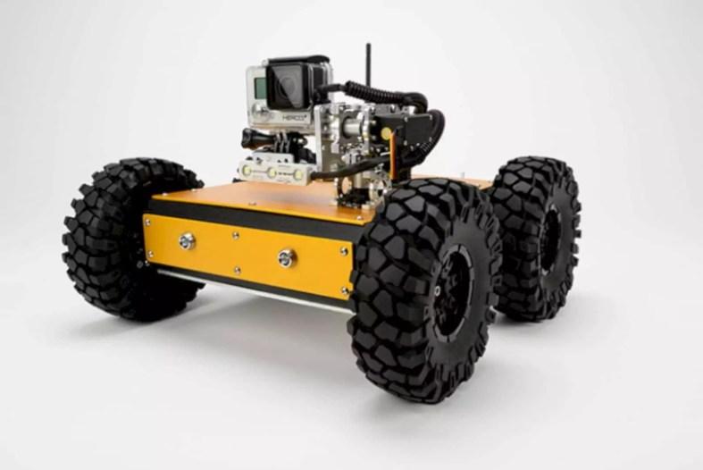 The Pan Tilt Minibot 5