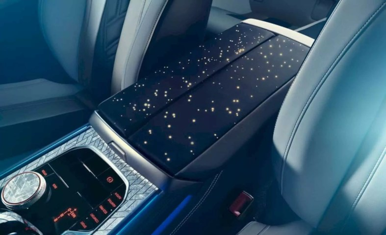 Bmw Individual M850i Xdrive Coupe Night Sky 5