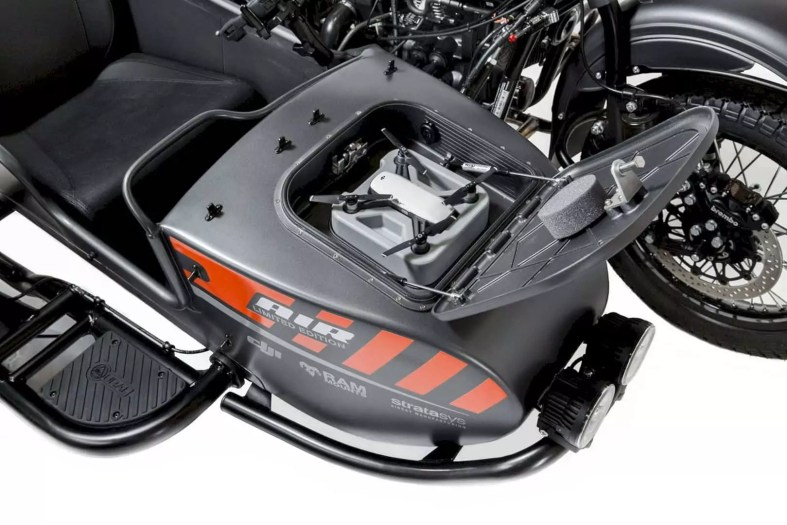 Limited Edition Ural Air 4