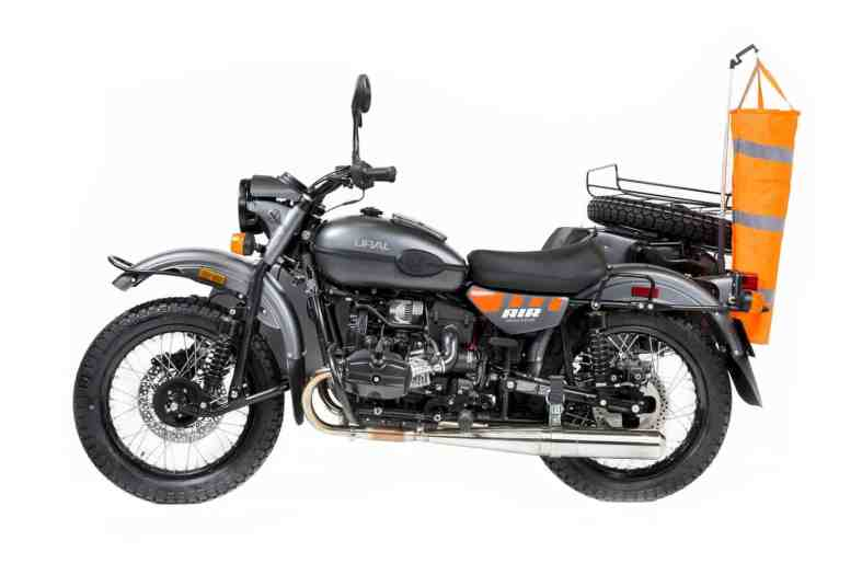 Limited Edition Ural Air 9