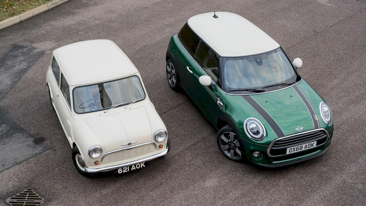 MINI Cooper S 60 Years Edition: traditional sporting spirit and British flair