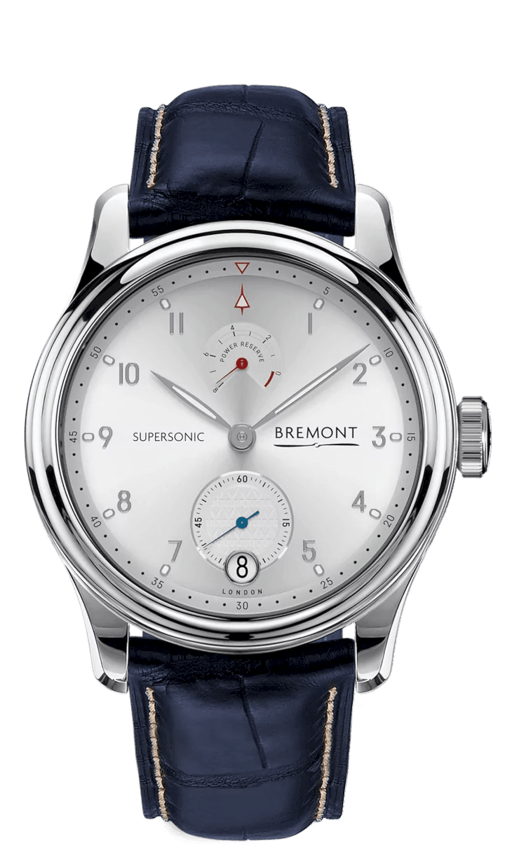 Supersonic Watch: Bremont's first ever manual wind movement limited edition watch
