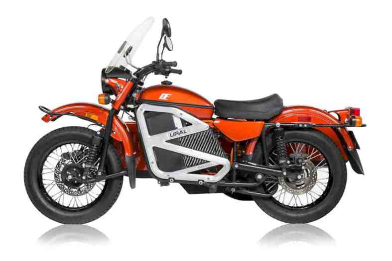 The Ural All Electric Prototype 13