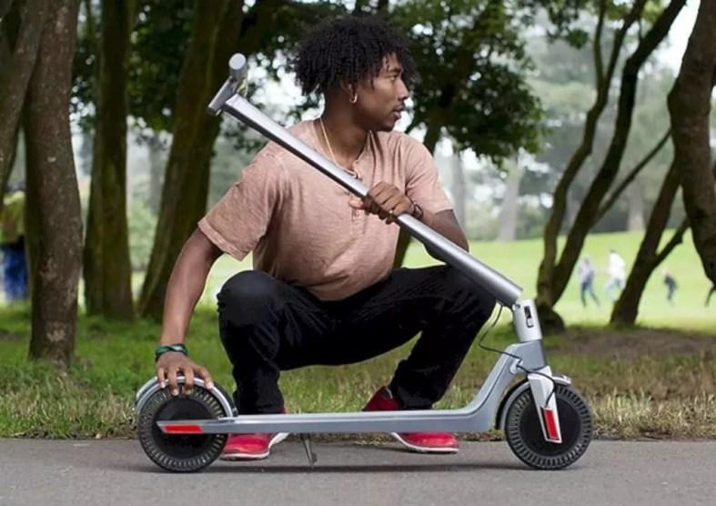 Unagi Scooters 11