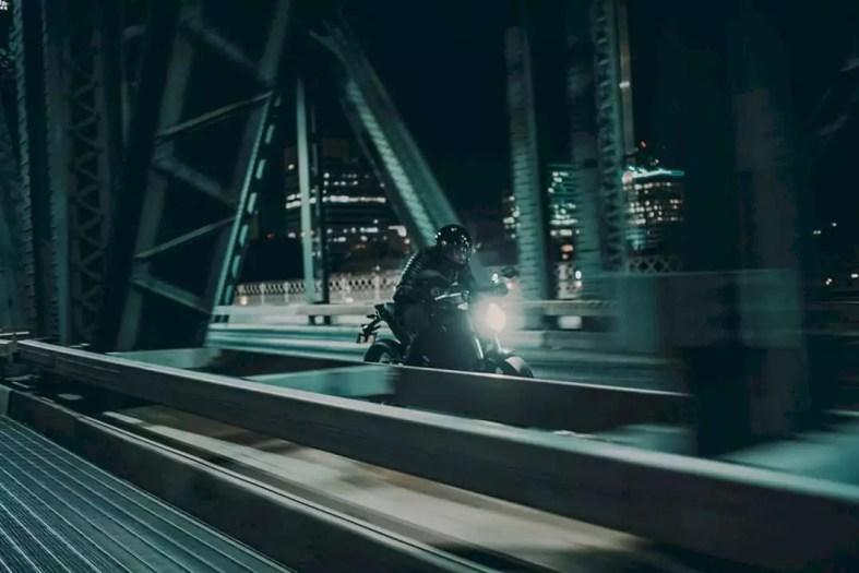 Zero S Electric Motorcycle 1