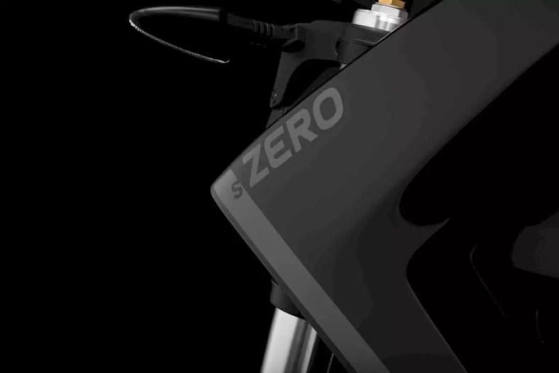 Zero S Electric Motorcycle 10