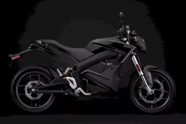 Zero S Electric Motorcycle 13