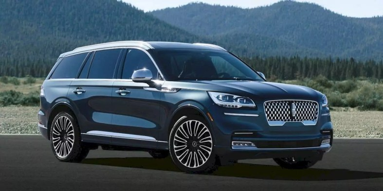 All New 2020 Lincoln Aviator 3