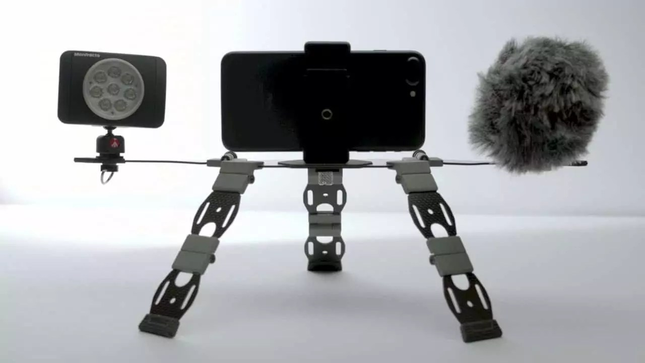 Inuk: Connecting any camera to any surface