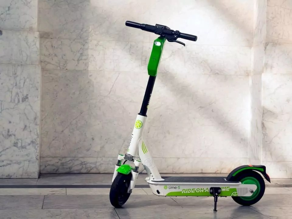 Lime Gen 3 Electric Scooter: Transform Micro Mobility