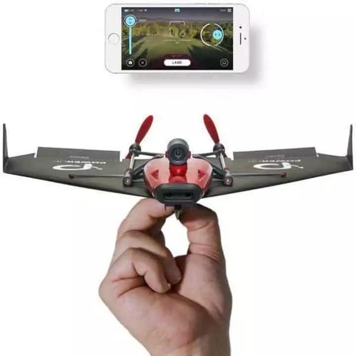 Powerup X Fpv Video Paper Airplane Kit 3