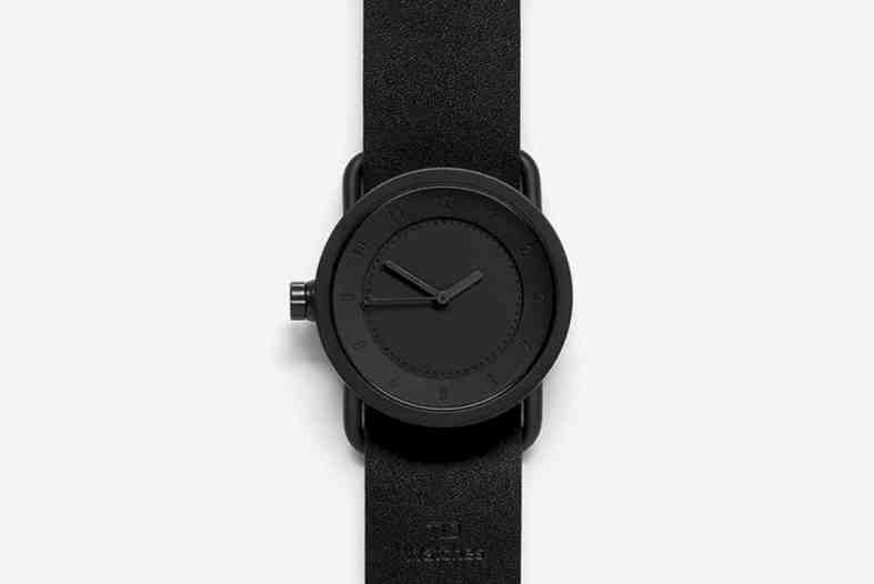 Tid Watch No 1 36 Black Edition 2