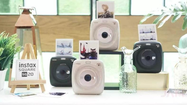 Fujifilm Instax Square Sq20 6