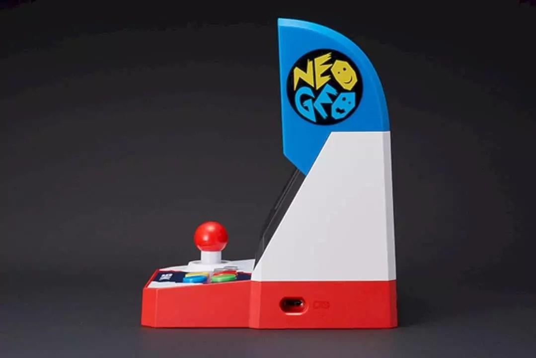 Neogeo Mini 4