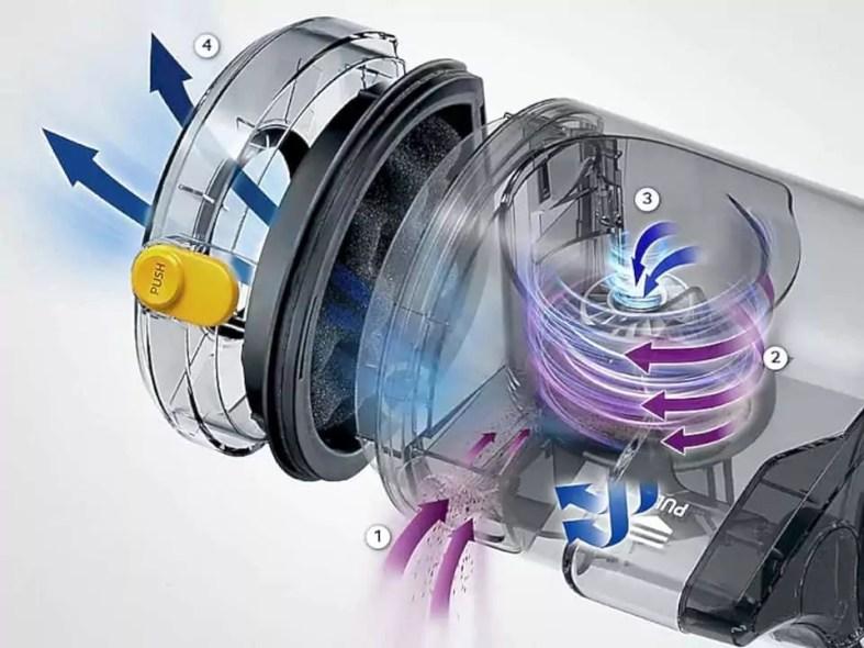 Samsung Powerbot Robot Vacuum 6
