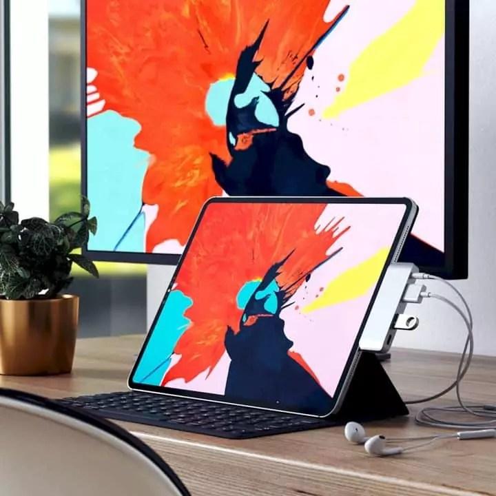 Satechi Type-C Mobile Pro Hub: Unlock Your New iPad Pro's Full Potential