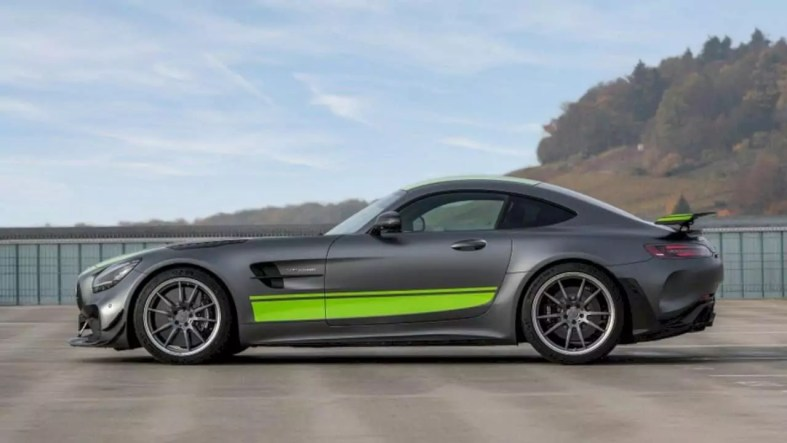 The New Marcedes Amg Gt R Pro 11