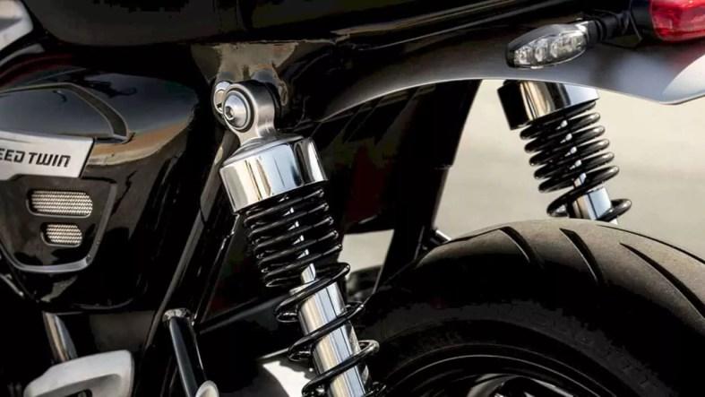 Triumph Bonneville Speed Twin 8