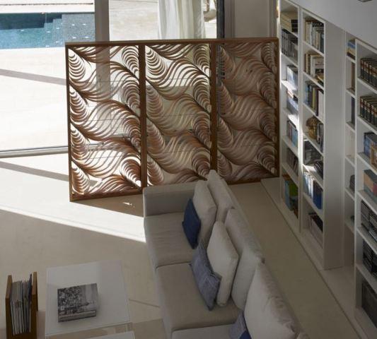 QUINTE DECORATIVE PER DIVIDERE LO SPAZIO  Design Lover
