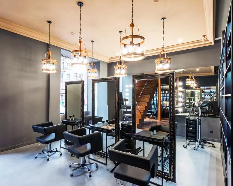 Die perfekte Einrichtung fr den erfolgreichen Friseursalon