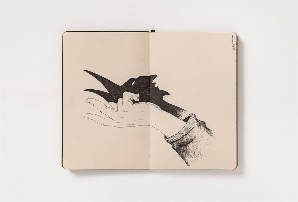 Stefanos Andreadis : Sketchbook #5 Athens