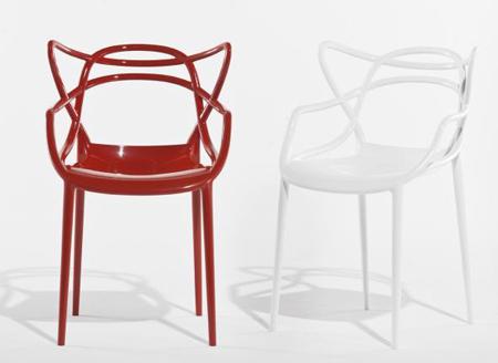 Sedie Kartell Masters di Philippe Starck  Design Mag