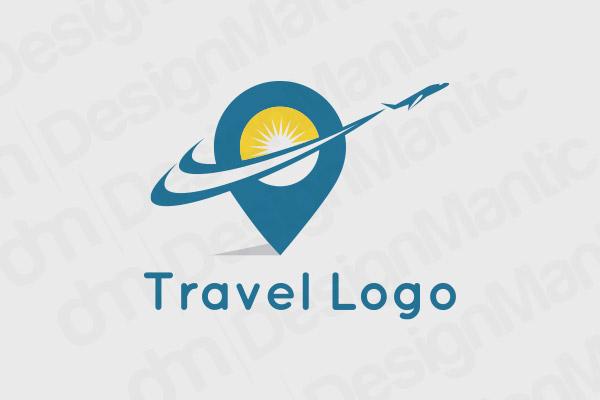 5 Quick Fix Travel Logo Ideas Designmantic The Design Shop