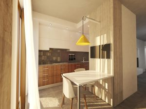 Appartamento Design Metre
