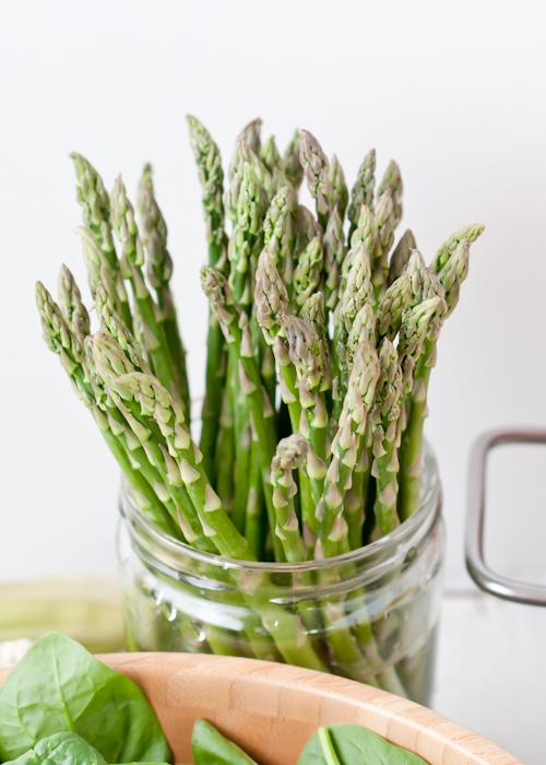 Спаржа. Как заморозить овощи и ягоды