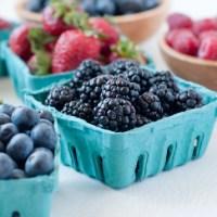 Как заморозить овощи и фрукты