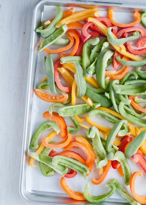 Перец. Как заморозить овощи