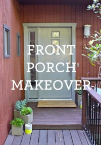 The Treehouse: Front Porch Makeover  Design Mom