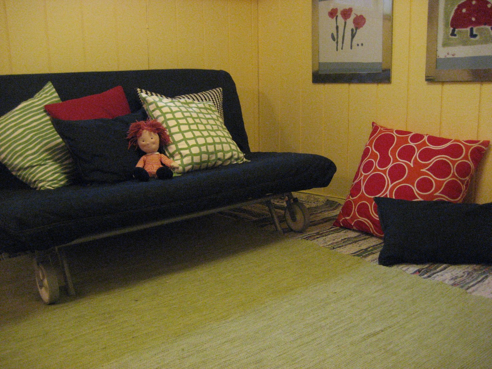 playroom sofa bed us rok article xv the new and improved  design mom
