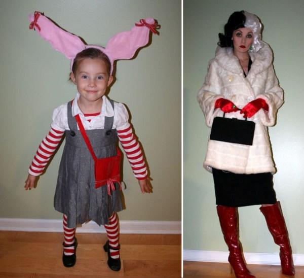 Cruella Deville Costume DIY