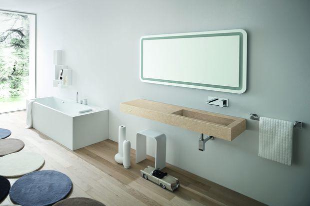 arredare bagni piccoli  Design Mon Amour