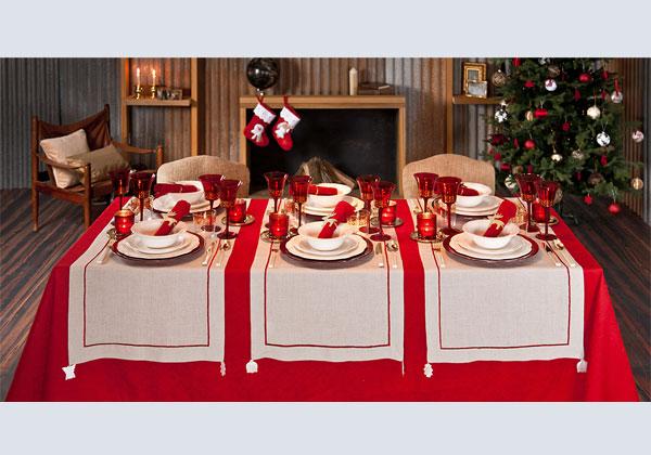 apparecchiare tavola natale 2013 4  Design Mon Amour