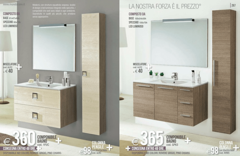 bagni mondo convenienza 2014 2  Design Mon Amour