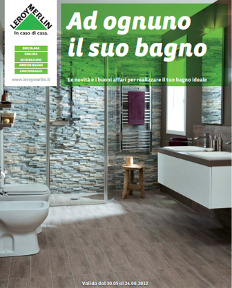 bagni leroy merlin 2014 catalogo 3  Design Mon Amour