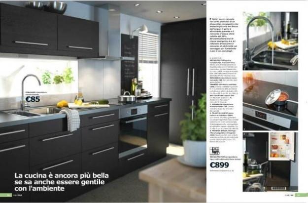 cucine piccole ikea catalogo 2014 2  Design Mon Amour