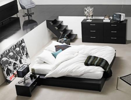 bianco e nero design 2014 arredamento 4  Design Mon Amour