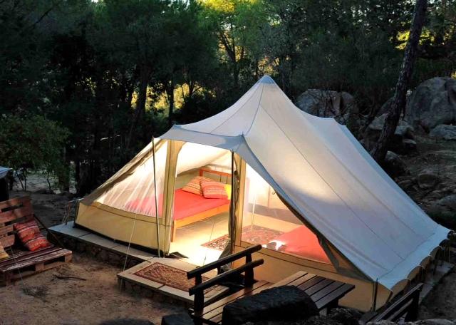Tende da campeggio idee outdoor per vacanze