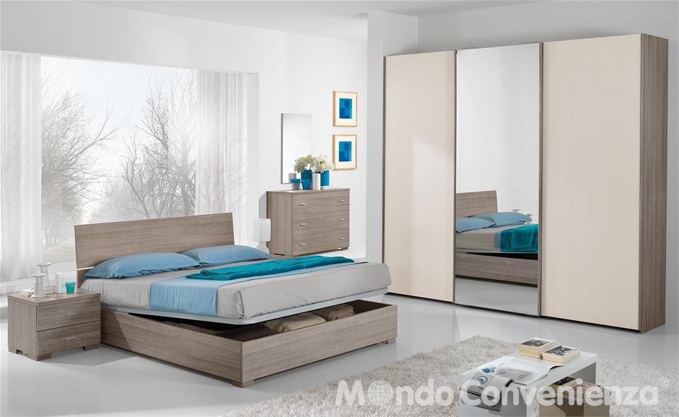 Camere da letto Mondo Convenienza 2015 catalogo