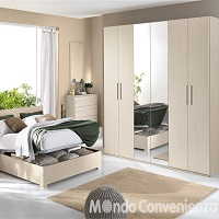 Camere da letto Mondo Convenienza 2015 catalogo