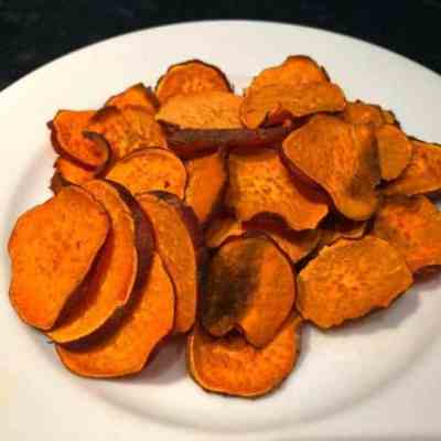 Makeover Sweet Potato Chips, the Crispy Alternative to Sweet Potato Fries