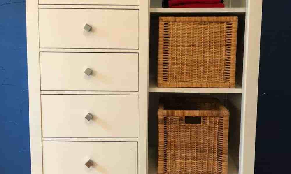 Dresser/Wardrobe Makeover