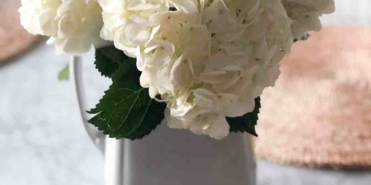 Simple Flower Arrangement For Beginners